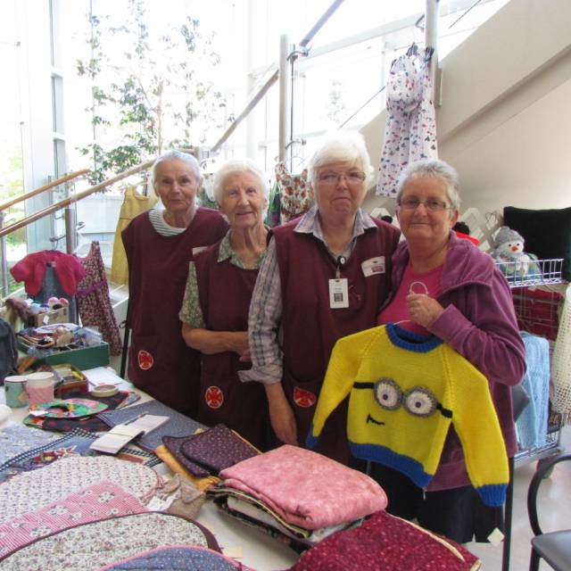 Meet the NHH Auxiliary Members