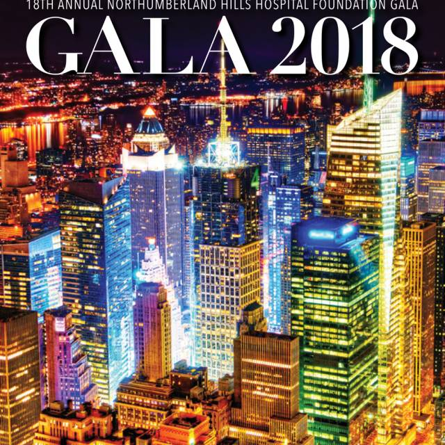 NHH Foundation celebrates another record breaking year for the 18th Annual Gala – New York, New York